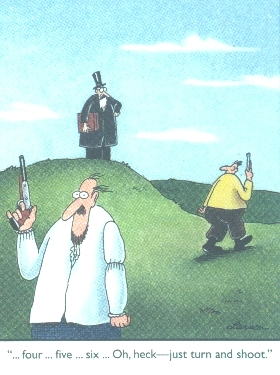 The Farside - by Gary Larson